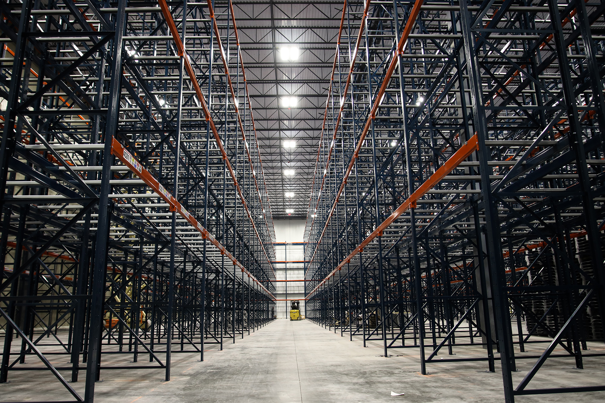 The 56 000 Quare Foot Expansion Is Largest And Tallest Public Cold Storage Warehouse In Area